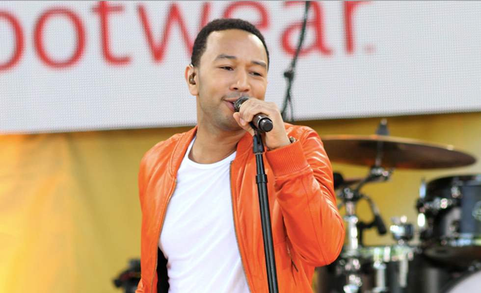 'Trump is saying Hitler-level things in public': Singer John Legend warns US not to be 'complacent'