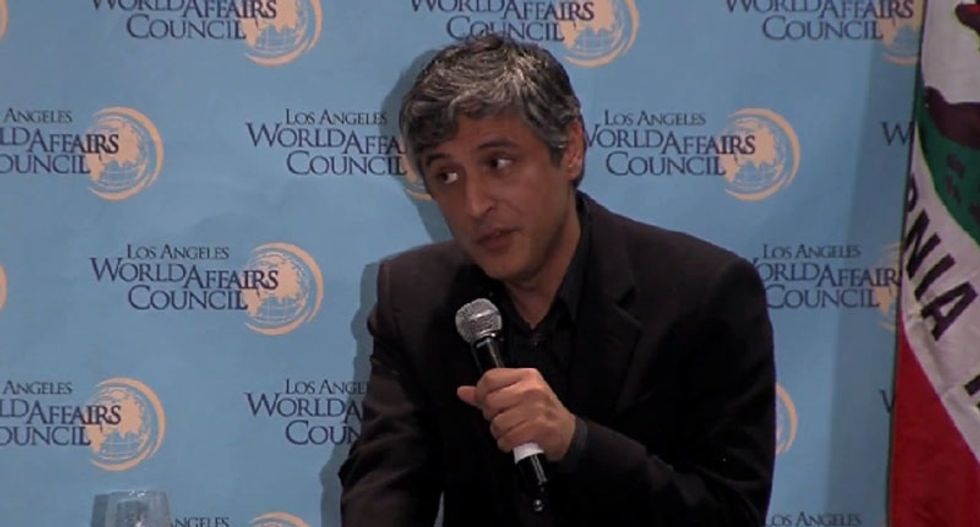 Reza Aslan: The historical Jesus 'is the nightmare of Bill O'Reilly'