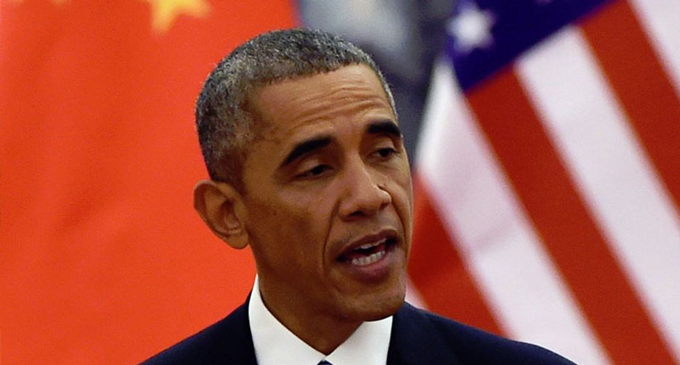 Obama says position on Keystone XL pipeline has not changed