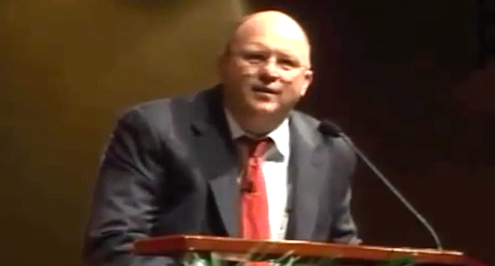 Women who have sex before marriage are like 'filthy dishrags,' California pastor roars