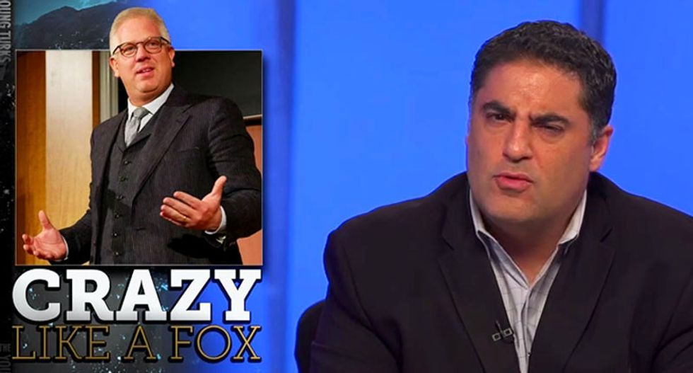 Cenk Uygur on Glenn Beck's mysterious illness and quack cure: 'I'm not buying it'