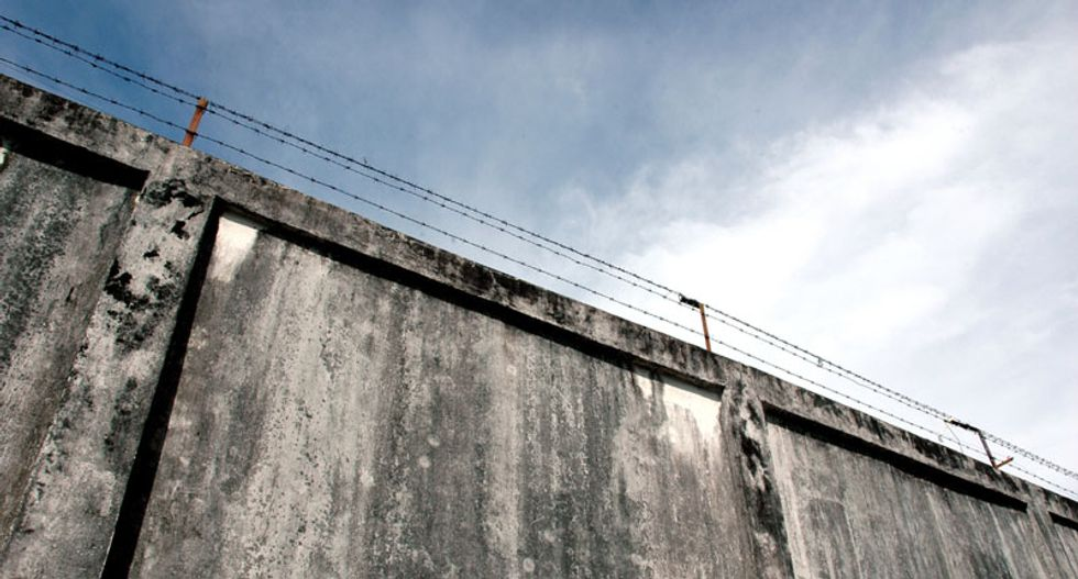 Ohio inmates spent months making ladder used in prison break