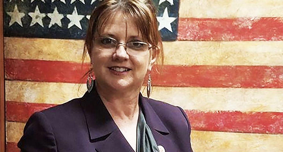 Arizona Republican claims vaccines are just like Communism in bizarre tirade