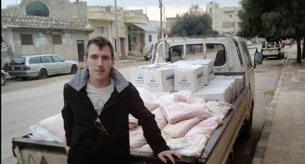 White House confirms beheading of American by 'pure evil' ISIS