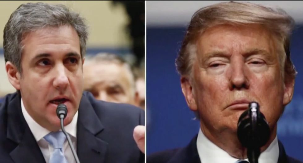 Michael Cohen's book will expose multiple documented incidents of 'Trump criminality': ex-White House official