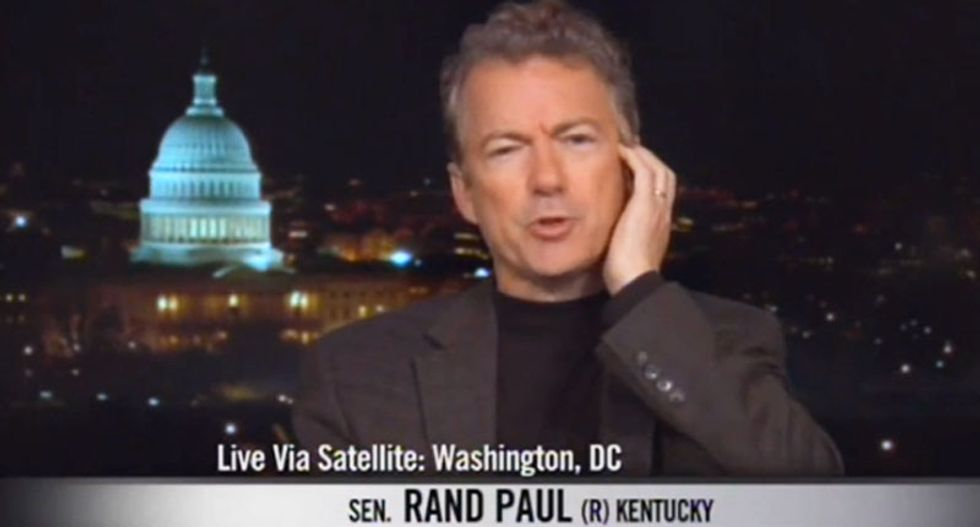 Bill Maher to Rand Paul: 'I'm available to the Rand Paul campaign'