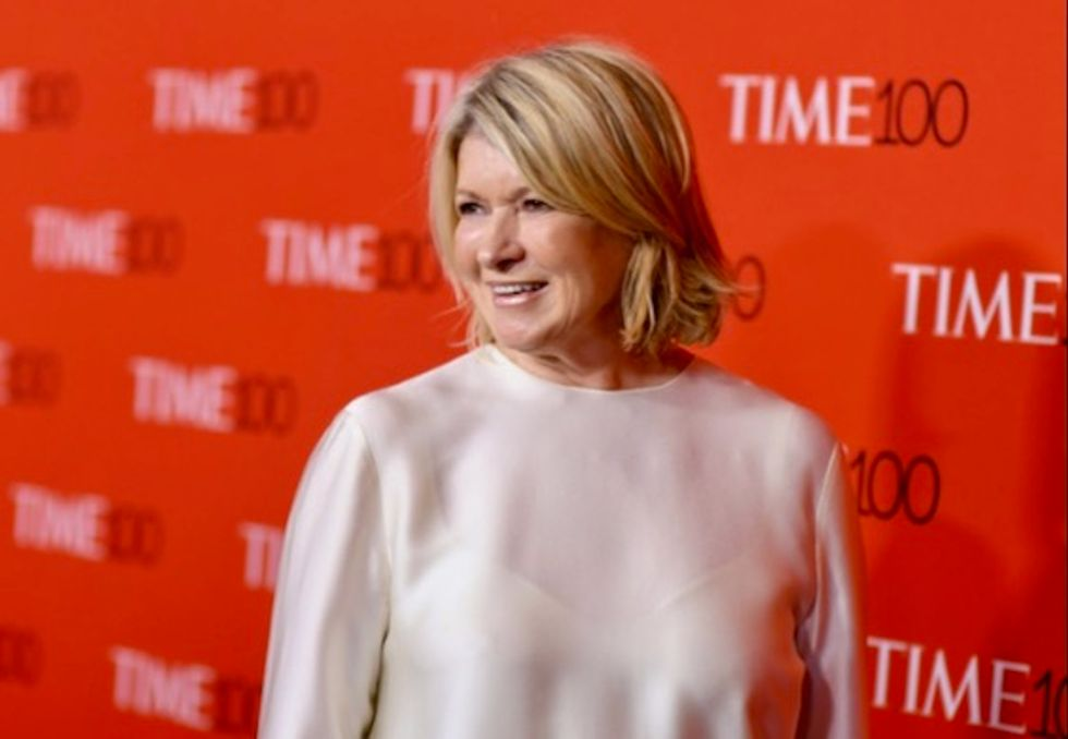 Lifestyle guru Martha Stewart teams up with Canada cannabis firm