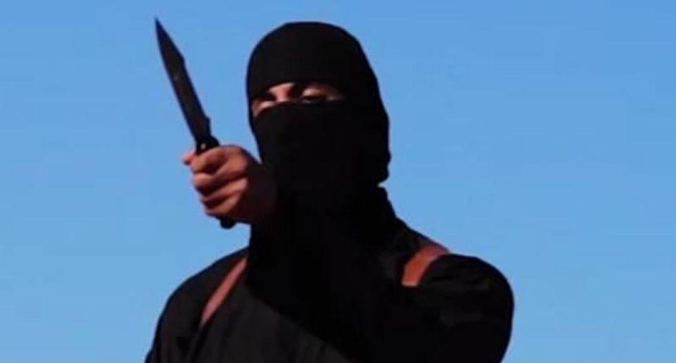 ISIS executioner 'Jihadi John' reportedly injured in US air strike