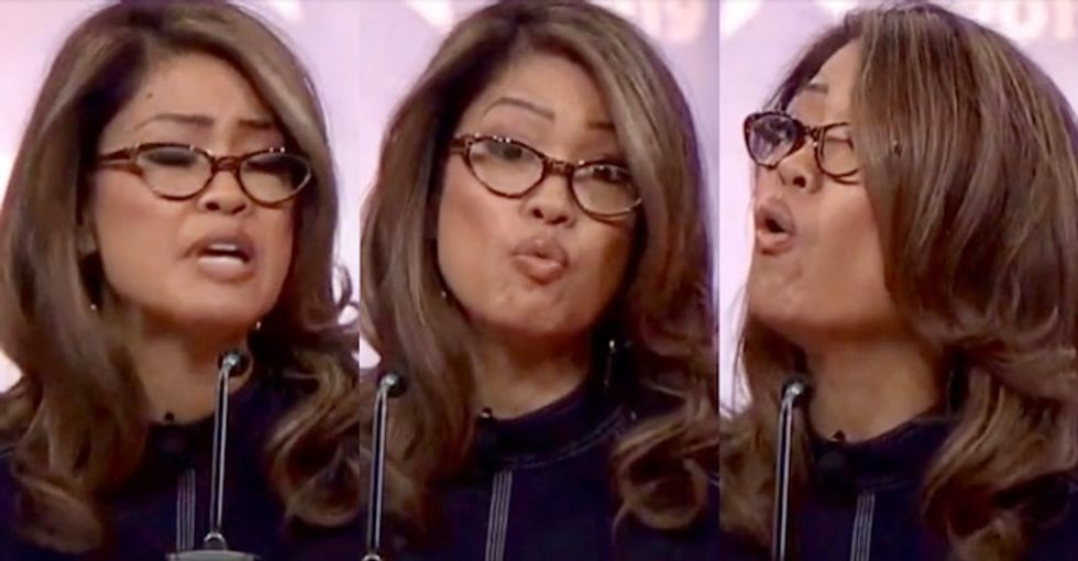 'The radical left is not at peace with us': Michelle Malkin declares 'civil war is imminent' in America