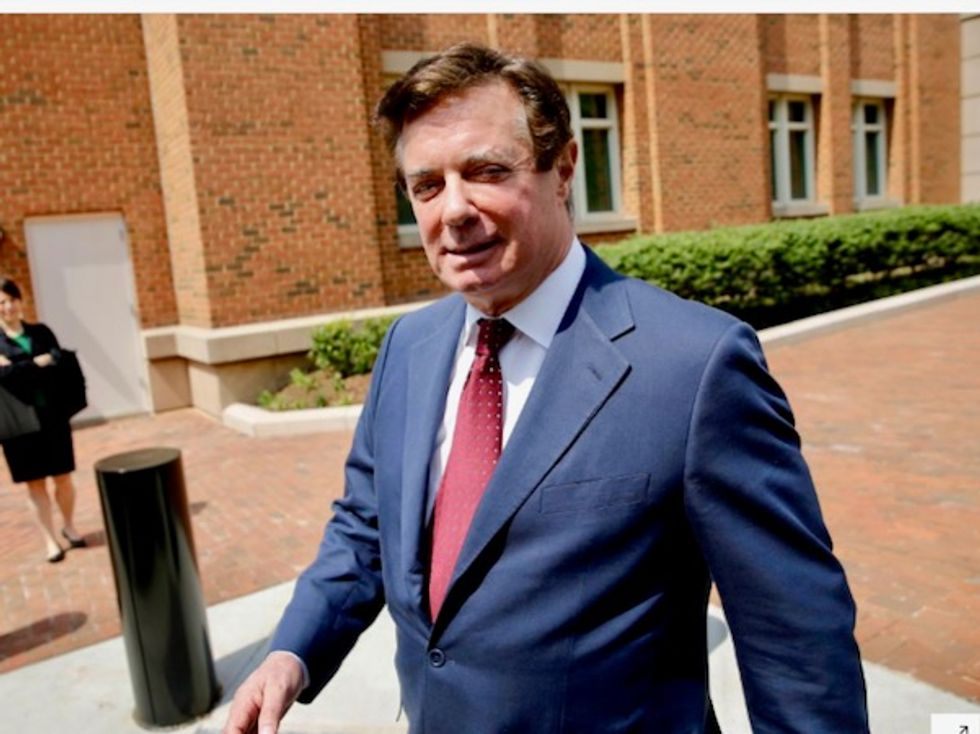'Given the nature of the offenses': Manafort seeks sentence well below guidelines in Virginia case