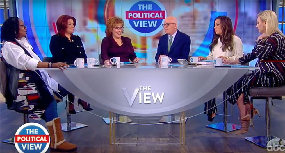 Michael Wolff tells The View that Trump's closest aides think he's unstable -- but that's not all