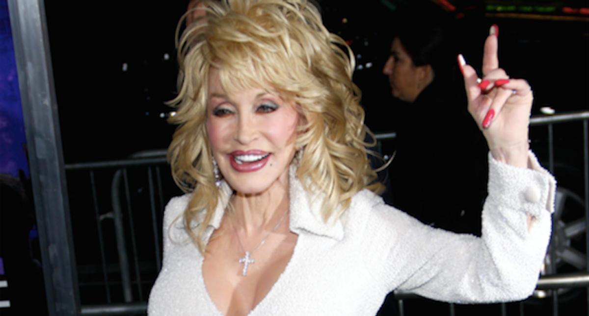 Dolly Parton tweaks hit 'Jolene' to urge Covid vaccine