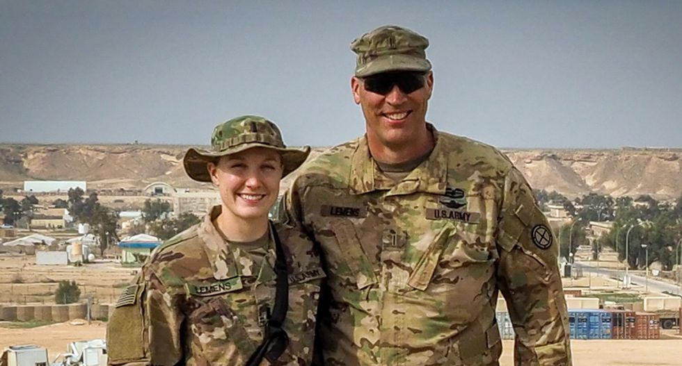U.S. Army blasted for intergenerational Iraq deployments: 'Endless wars reuniting families'