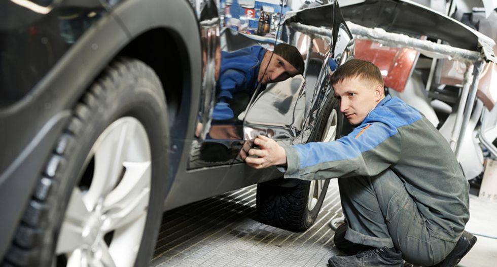 Trump tariffs force tough choices on auto suppliers