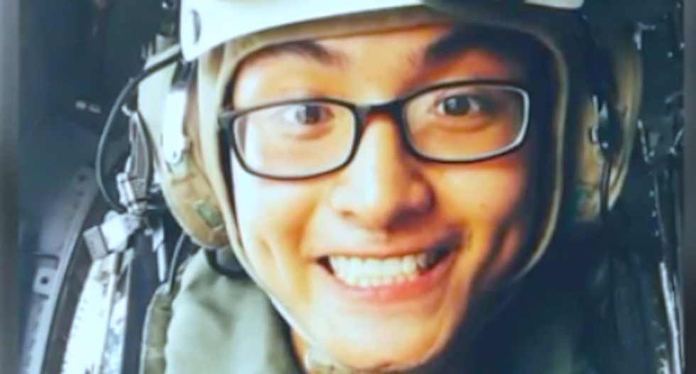 Navy veteran's mom twice denied visa to attend son's funeral in Arkansas