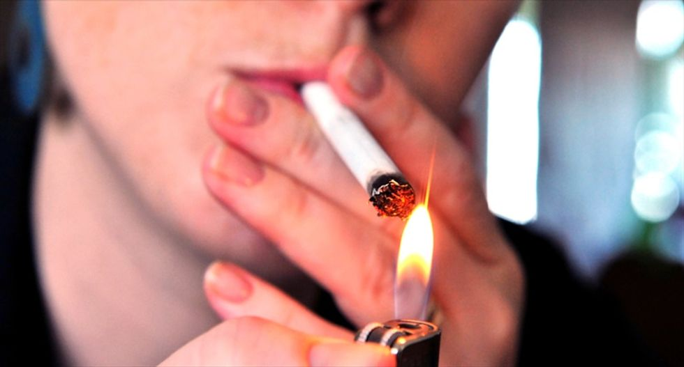 France testing whether nicotine could prevent coronavirus