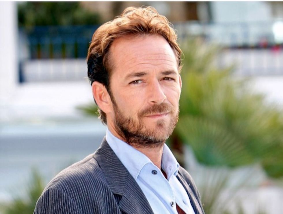 Actor Luke Perry dead at age 52 after suffering stroke, publicist says