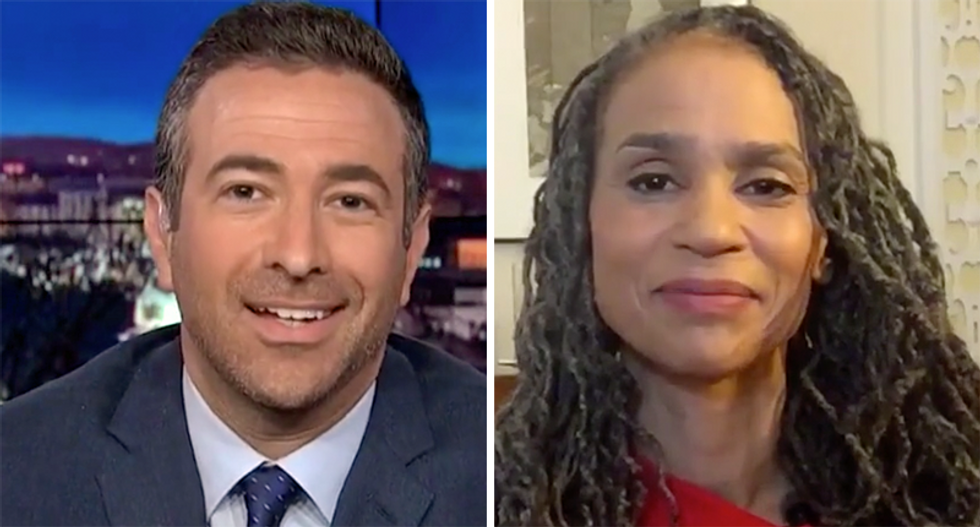 MSNBC's Maya Wiley reveals she is exploring a bid to run for mayor of New York City