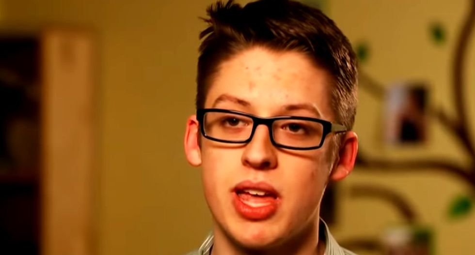 Ohio teen who defied anti-vaxxer parents to testify at Senate hearing