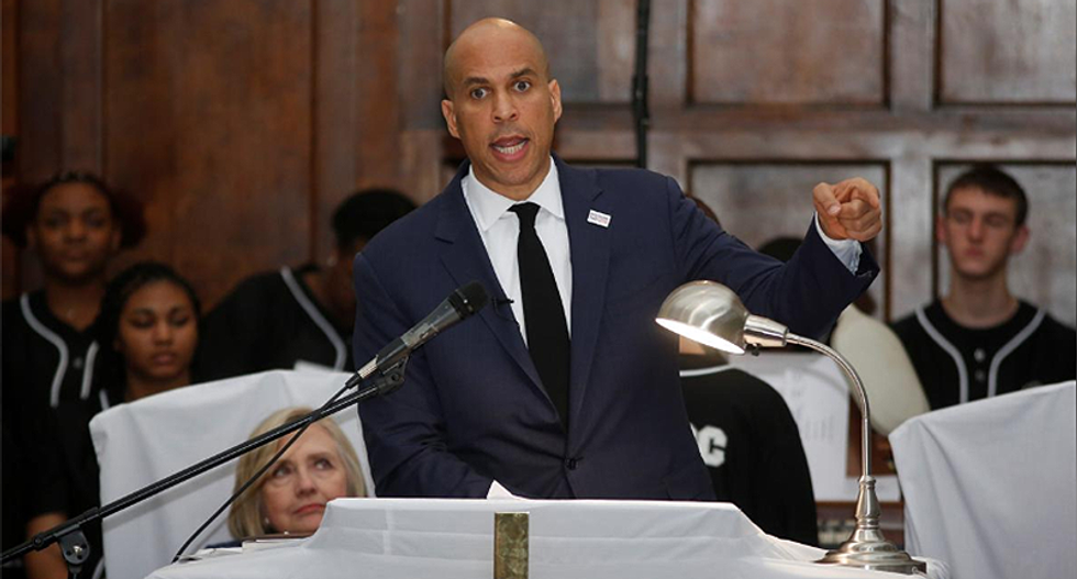 Corey Booker tells Selma audience the US is failing its people