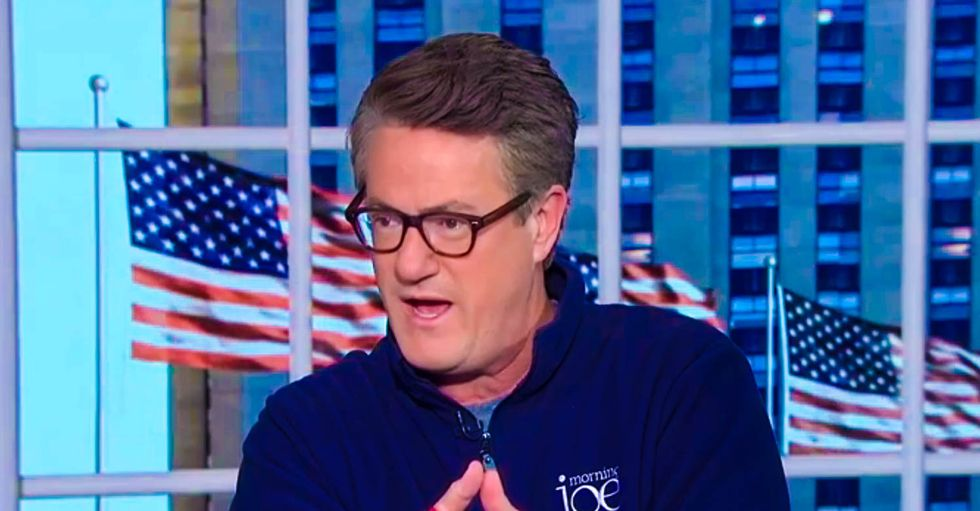 'How dare you?' Morning Joe crushes Newt Gingrich for pushing 'grotesque' Robert Mueller conspiracy