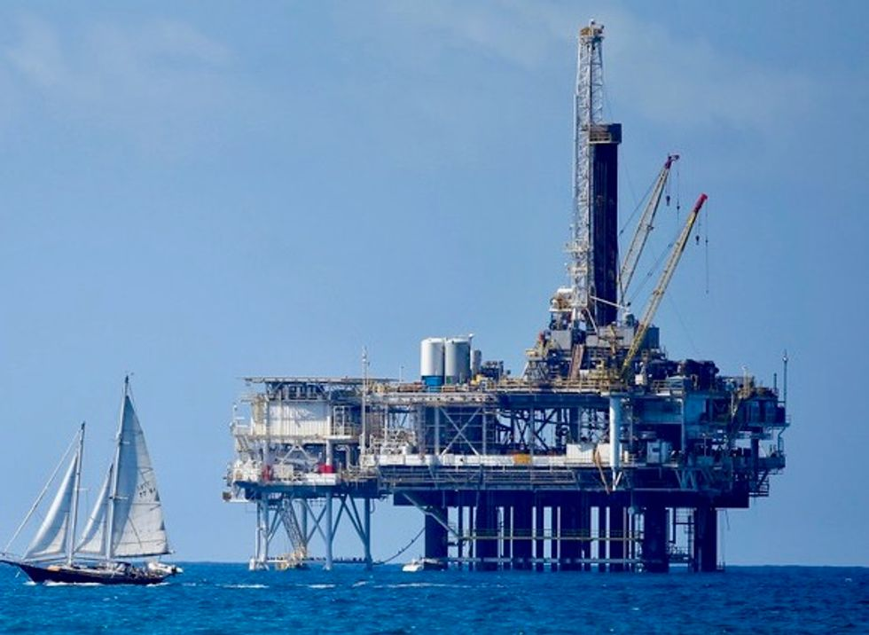 Trump's push for new offshore drilling is likely to run aground in California