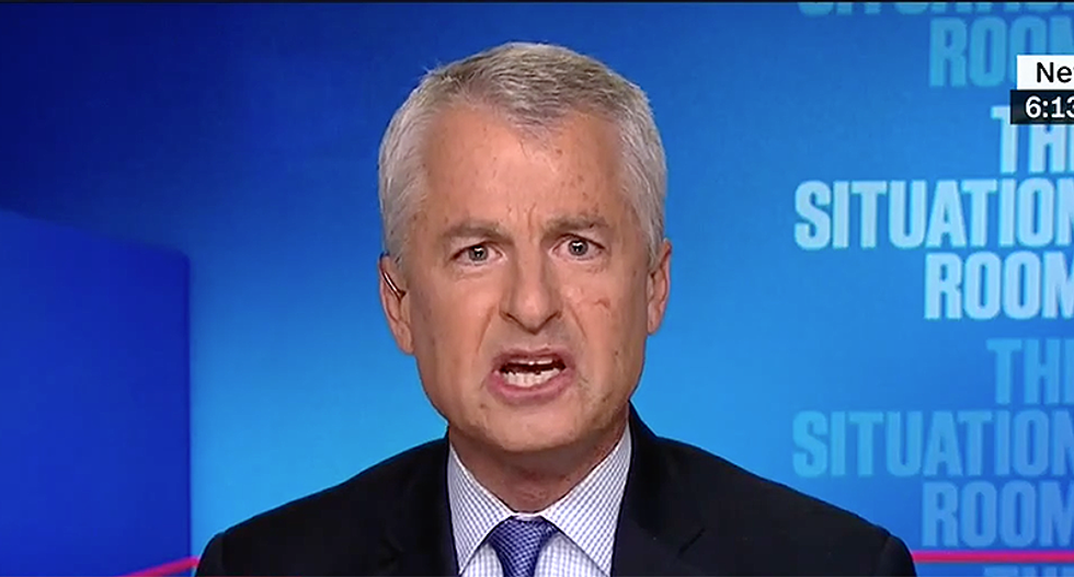 'I'm a proud sh*tholer': CNN's Phil Mudd loses it with Trump 'growing this country on the backbone of bigotry'