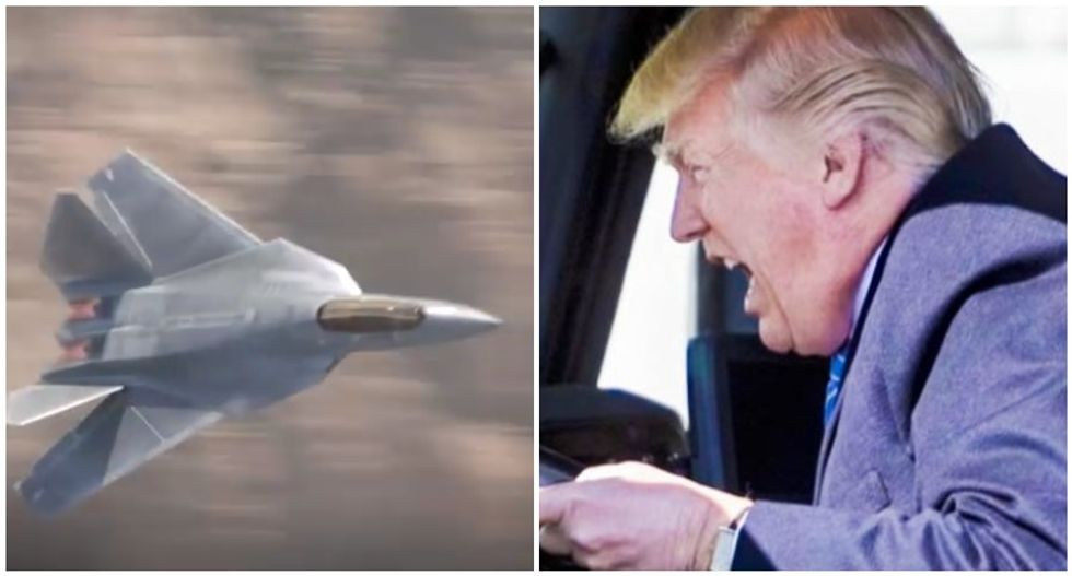 'F-52' planes Trump boasted of selling to Norway only exist in the 'Call of Duty' video game