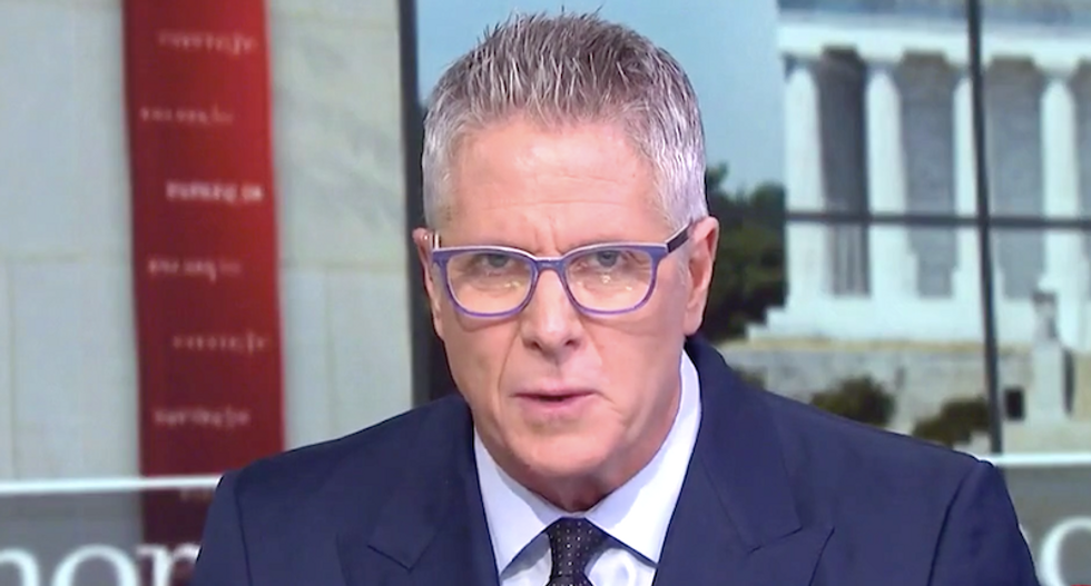'He's an evil man': MSNBC's Donny Deutsch says Trump is much worse than just 'stupid and crazy'
