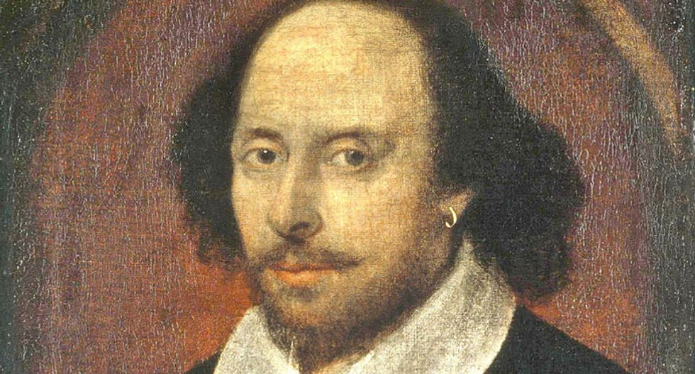 How a centuries-old poem hints at Shakespeare's herbal 'muse' -- marijuana