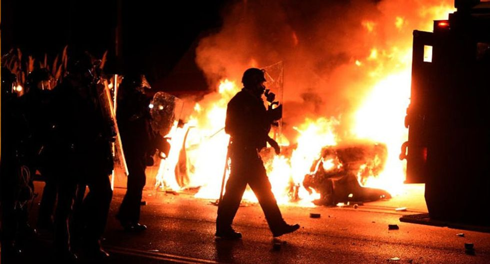 Washington Post columnist: Liberals need to let this whole Ferguson thing go