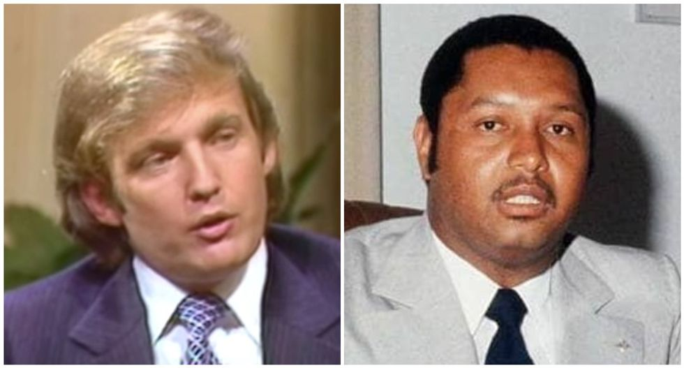 Haitian government claims ousted dictator 'Baby Doc' Duvalier laundered stolen money through Trump Tower