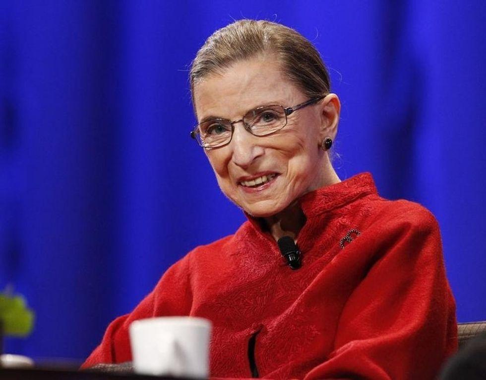Doctors treat Ruth Bader Ginsburg for tumor on her pancreas: SCOTUS spokesperson