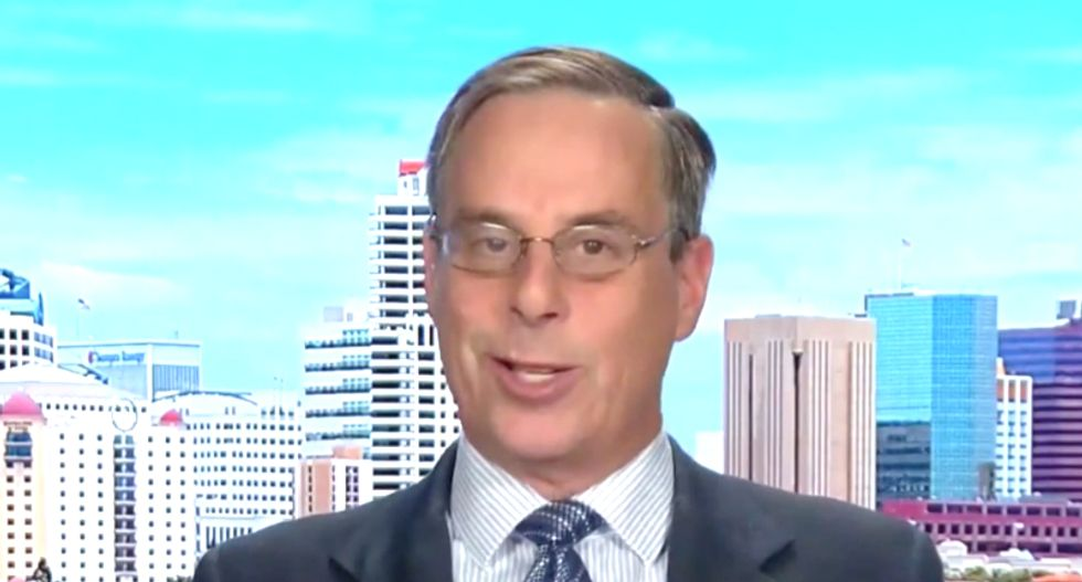 'Giant step closer to someone finally having their hands on' Trump's taxes: former deputy assistant AG