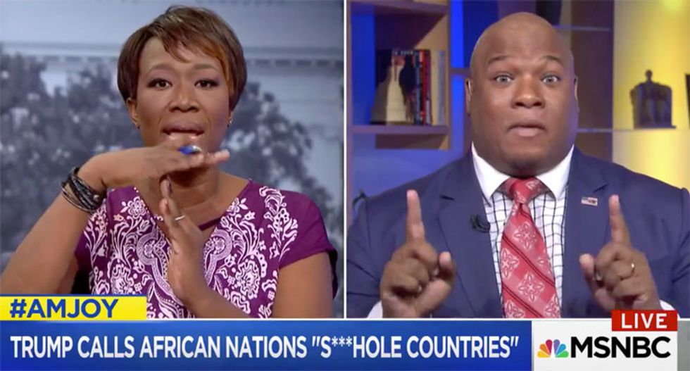 'You're wasting my time, goodbye': Watch disgusted Joy Reid cut mic on ranting pastor excusing Trump's racism