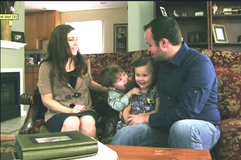 Creepy: Duggar family gives thanks for fetal personhood laws and GOP midterm wins