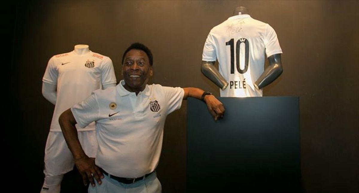 Brazil soccer legend Pelé in hospital for six days: reports