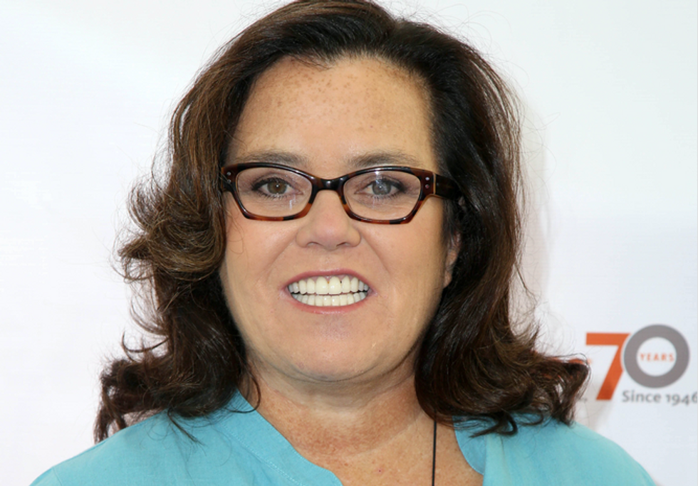 Rosie O'Donnell starts online sh*tstorm by speculating that Barron Trump might be autistic