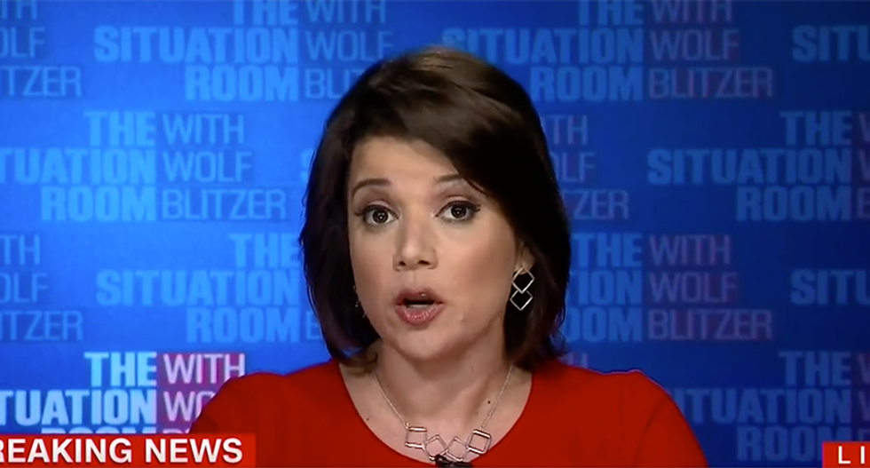 Ana Navarro says a plant would make a better president than Trump in hilarious CNN segment