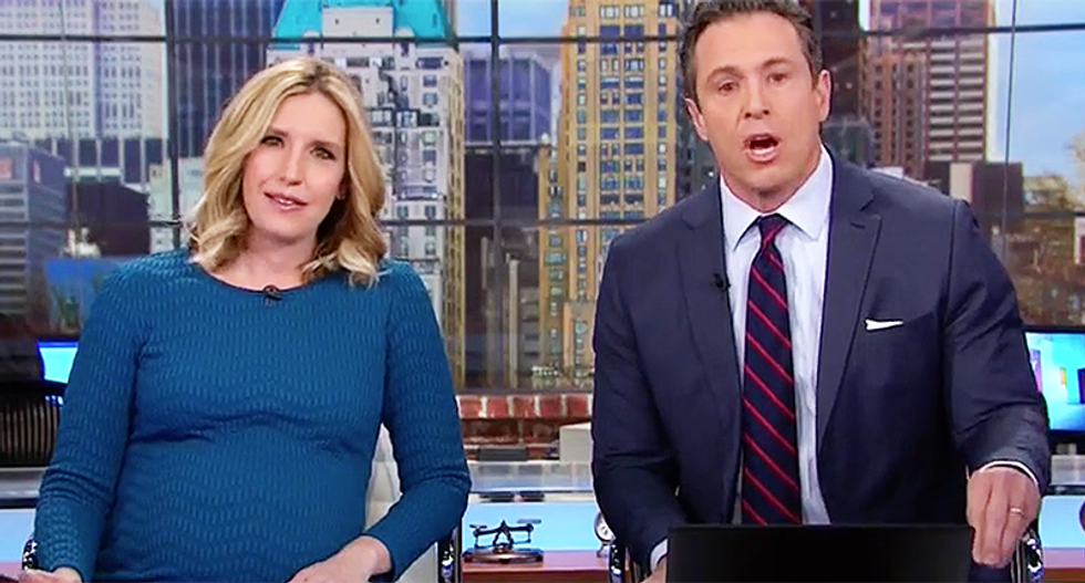 CNN's Chris Cuomo calls BS on White House excuse for Trump's 'sh*thole' comment