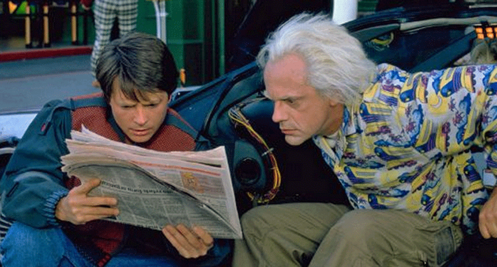 A scientist explains how close we are to Back to the Future's vision of tomorrow