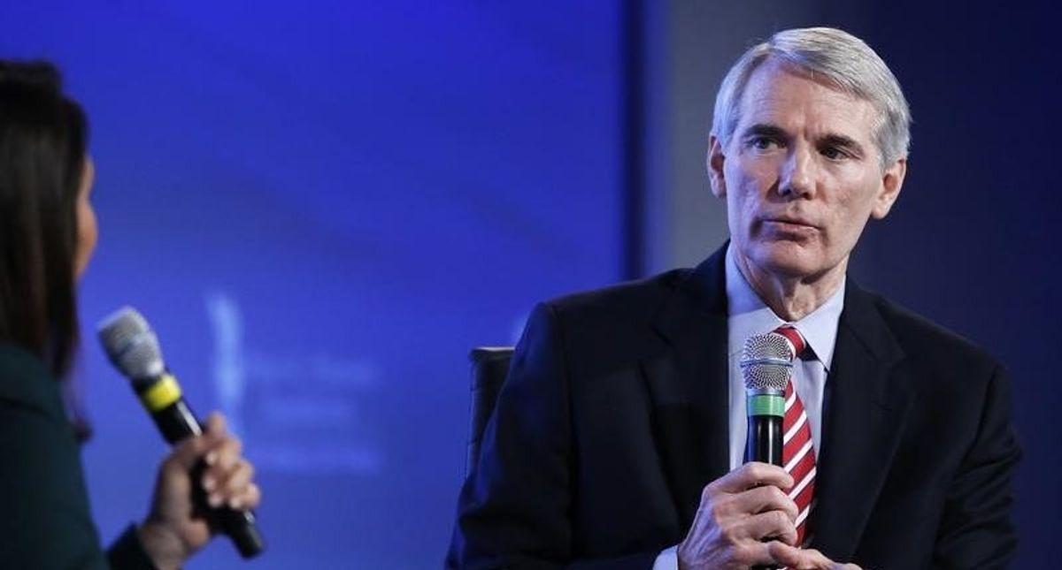 Ohio Republican's retirement sends GOP strategist into an expletive-laden tirade