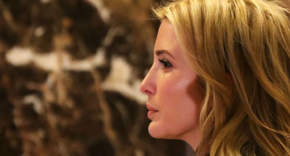 Ivanka Trump goes out of style: Women aren't buying what she's trying to sell them