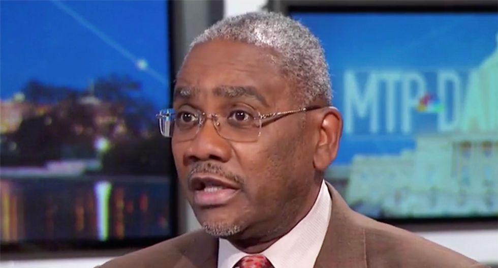 Rep. Gregory Meeks says Kim Jong-un is 'playing' Trump: 'The real low IQ person is the president'