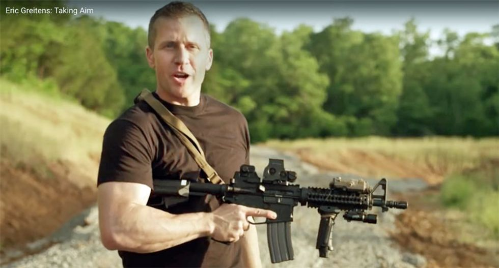 Indicted Missouri governor now under investigation for questionable practices at his veterans charity