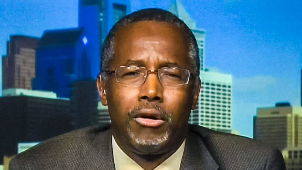 South Carolina cop shooting so bad, even Ben Carson calls it an 'assassination in the streets'