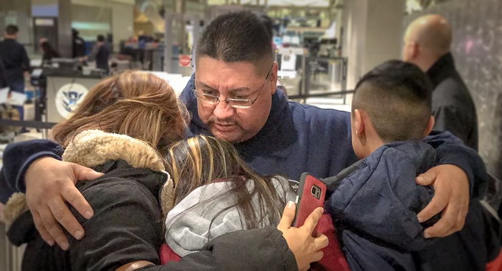 'How can you do this on MLK Day?' Trump's ICE deports non-criminal immigrant dad who came to US at age 10