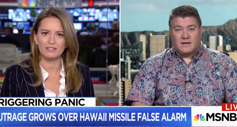 'There is a special place in hell for him': Hawaii state rep blisters Scaramucci after latest Trump defense