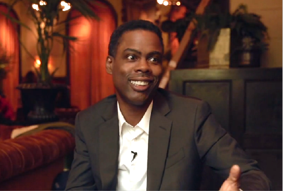 Chris Rock pens scathing essay on Hollywood's race problem: 'It's a white industry. It just is.'