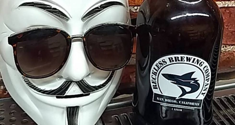 Backlash is swift and furious after California brewery mocks MLK to promote 'Black Lagers Matter' beer